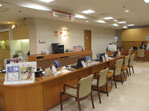 Tax exemption counter
