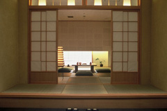 Room with Hinoki Hot Spring Bath
