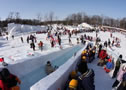 Obihiro Ice Festival, early February