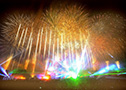 Kachimai Fireworks Display, August 13th