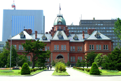 Former Hokkaido Government Office Building(Red Brick Office)