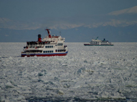 Drift Ice Sightseeing Icebreaker Ship Aurora