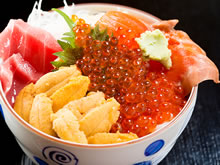 Share Rice Bowl (Seafood Bowl)  Popular No.1